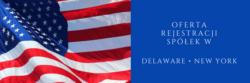 rejestracja spółki w Delaware
