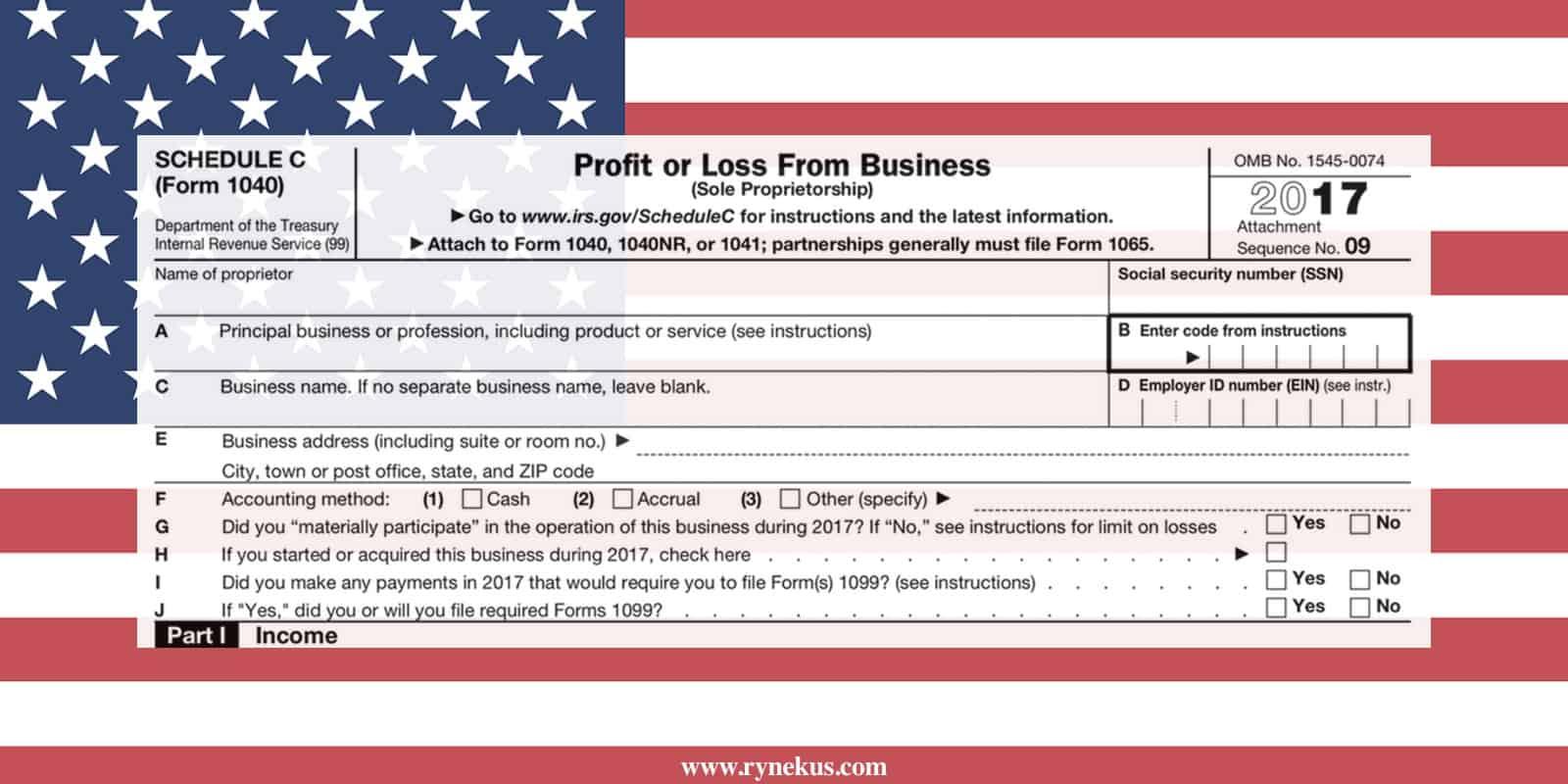 prowadzenie księgowości spółki w USA